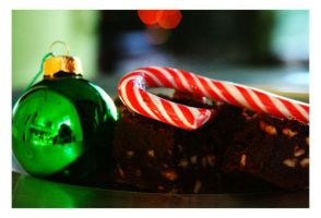 Christmas Fudge by JennaStock