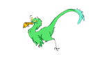 Guess what...a dinosaur. by FancyKarp