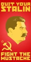 Quit your Stalin by droo31