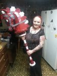 Alice Madness Returns: Level 2 Hobby Horse Done by ZombieGrimm