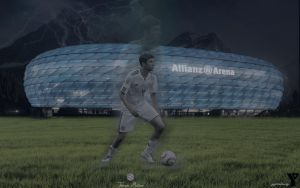 Thomas Muller by bluezest1997