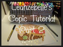 Basic Copic Cupcake Tutorial 2 by Leahzebelle