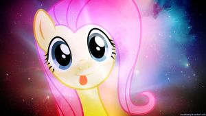 Cheeky Flutters Wallpaper by FlipsideEquis