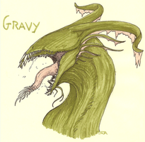 More of Gravy than of Grave by SaritaWolff