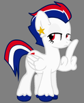 Air France Pone is Unamused by Maggie-X-Awesomeness