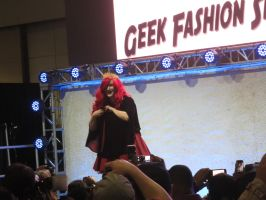 Comikaze Expo 2014: Geek Fashion Show 16 by iancinerate