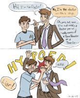 I'm a Doctor not a Time Lord by ShiverMeTembers