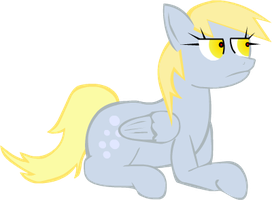 Derpy Hooves is NOT Amused by EbenToons