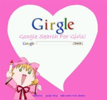Girlified Google by HalfBloodTears