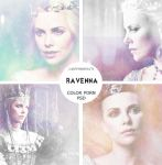 Queen Ravenna/SWATH Color PSD pack by Lady-Asmodina