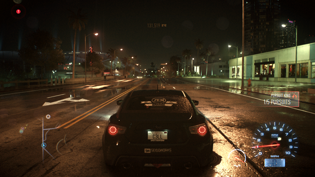 Need for Speed by Gman2