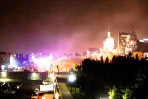 Old port of Montreal July 1st by Jolabrute