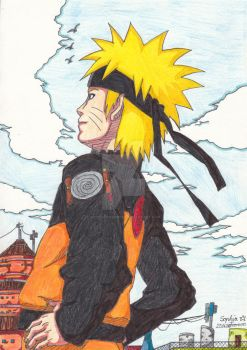 NaRuTo by sophiafromm1989