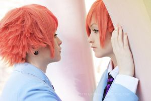 "Ouran: ""Like Mirror"" by Kiri-Theme"