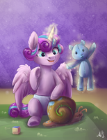 favorite toy by Alina-Sherl