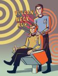 Vulcan Neck Rub by oxboxer