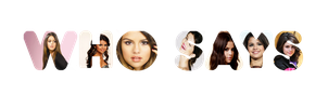 WHO SAYS. PNG Selena Gomez by LarahLoveyou