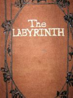 The Labyrinth, journal commish by AlteredRealityArts