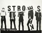 The Strokes by msaelee
