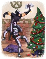 an x-force x-mas by m7781