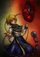Kurapika Fanart by KingOfGops