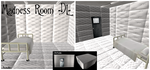 MMD Madness Room DL by Foxvinny-art
