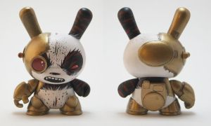 Angry Woebots Tribute Dunny by xf4LL3n