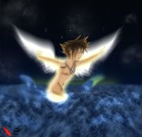 Angel Sora by Sonala