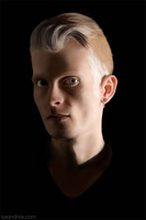 Speed Painting: Ryan Guldemond of Mother Mother by luxandnox
