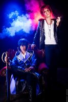 [K] Project - The Kings by RaikouCos
