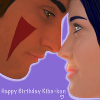 Happy B-day Kiba-kun by Sorceress2000