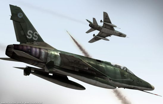 Wings over Vietnam -4- by bazze