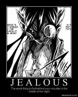Jealous Demote by MadcapMarquess