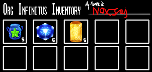 Noxsaj Inventory Sheet 1 by Neocmiri