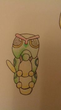 What a Caterpie-llar! by TheStoryKate