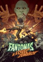 Fantomas vs The Zombie Hunter by michalivan