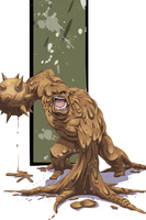 Clayface by universe-K