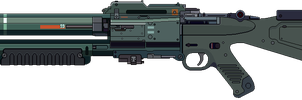 Automatic Shotgun 1960 by Ruiner3000