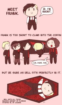 MCR -  Good ol' short Frank by Chocoreaper