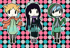 Adopt Batch 17 [CLOSED] by KalteAdopts