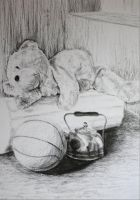 Teddy Bear by JoNsEy-XD