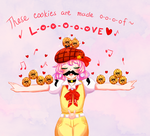 Cookie Love~ by AkI-cHanx3