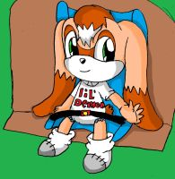 max the rabbit by tailslover42