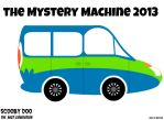 Scooby Doo Next Generation: Mystery Machine 2013 by MIKEYCPARISII