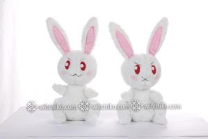 Bunnies::::: by Witchiko