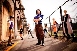 FFVIII - Mr. Desperado by Mint-ice-tea