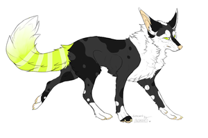Canine Adoptable {OPEN} by F3f3nanda