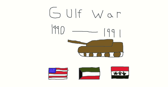 Gulf War by KillerPanda3