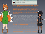 What if the Catgirl and the Kitsune Switched? by Odachi65