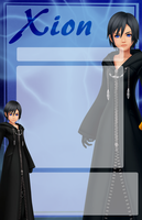 RQ- Xion Journal Skin by Supremechaos918